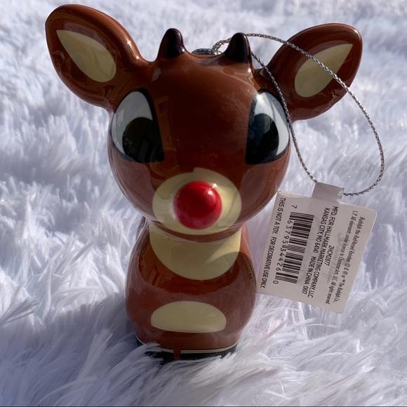 Hallmark Other - 🆕 Hallmark Rudolph the red nose reindeer Ornament